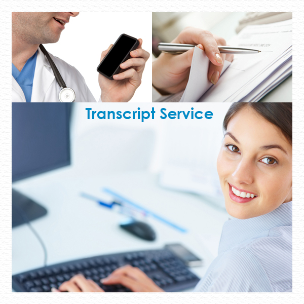 Transcription service providers